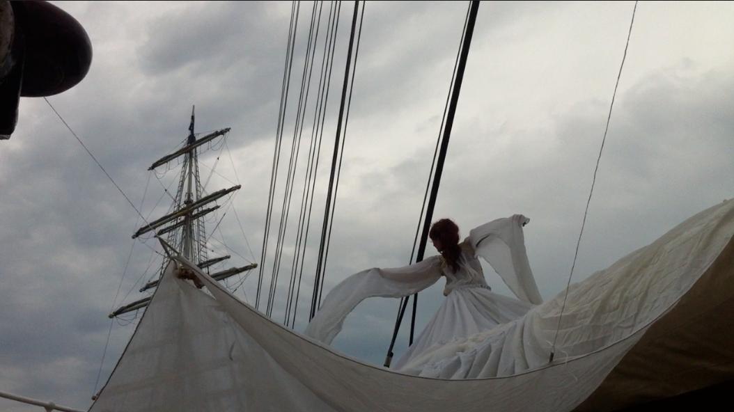 sirene, clipper stad amsterdam, sail den helder, rede van texel, ericka voortman,
